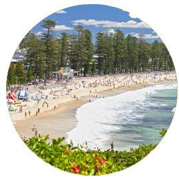 beaches-circle